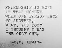 Friendship is Born