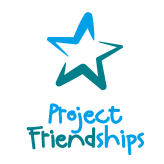 project friendships logo portrait