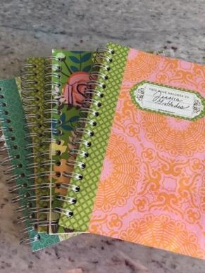 Image of gratitude journals